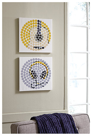 Peers Wall Art (Set of 2), , rollover