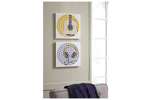 Peers Wall Art (Set of 2), , large
