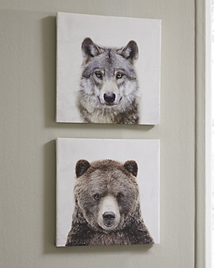 Albert Wall Art (Set of 2), , rollover