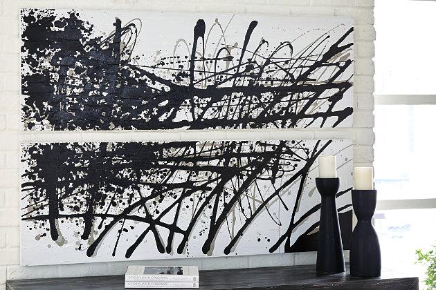 Jace Wall Art (Set of 2), , large