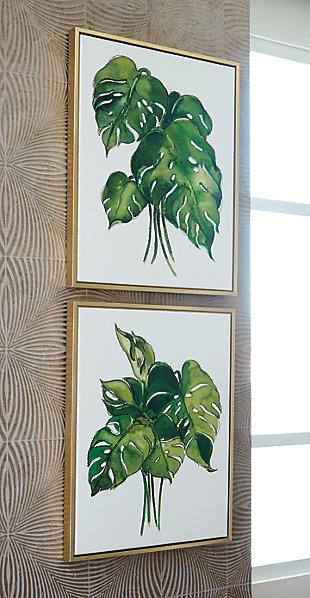 Jakayla Wall Art (Set of 2), , rollover