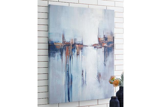 Braylin Wall Art, , large