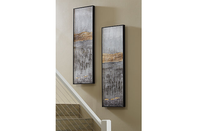 Aniyah Wall Art (Set of 2), , large