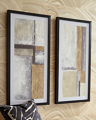 Jaxley Wall Art (Set of 2), , rollover