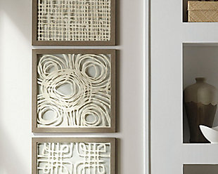 Odella Wall Decor (Set of 3), , rollover