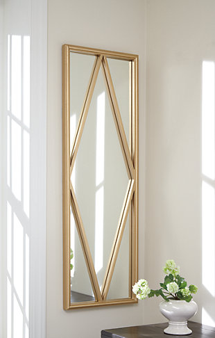 Offa Accent Mirror, , large