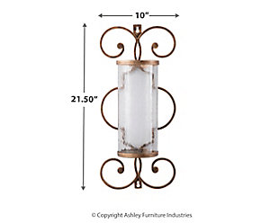 Oenone Wall Sconce, , large