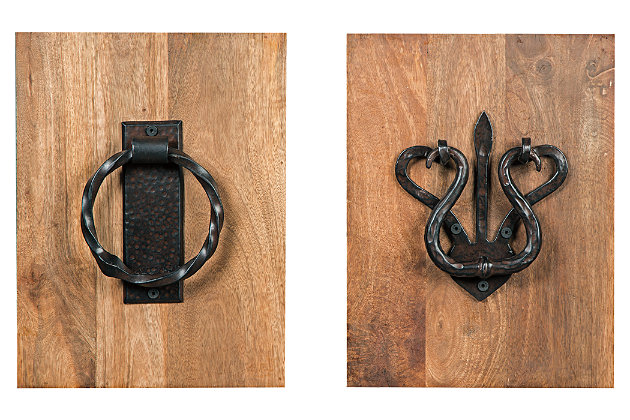 Dezso Wall Decor (Set of 2), , large