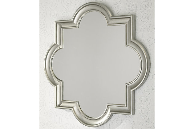 Desma Accent Mirror, , large