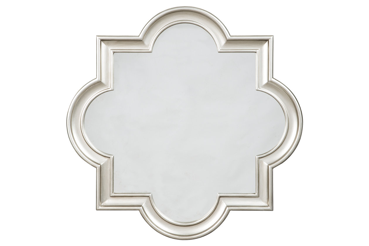 Desma Accent Mirror Ashley Furniture Homestore