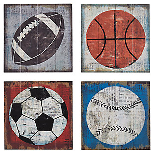Dessa Wall Decor (Set of 4), , large