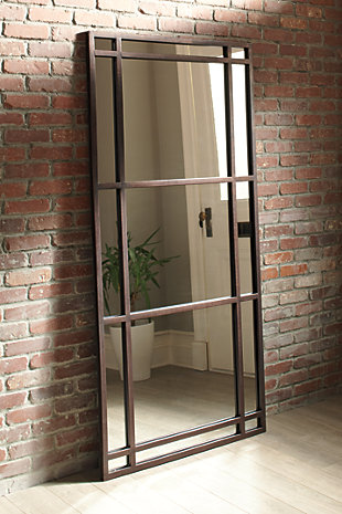 Eddard Floor Mirror, , large