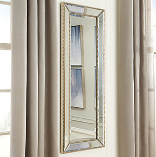 Dhavala Accent Mirror Ashley Furniture Homestore