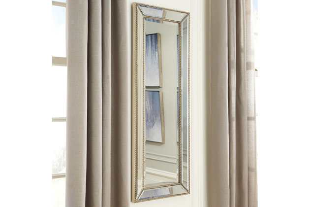 Dhavala Accent Mirror by Ashley Homestore