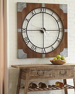 Palila Wall Clock, , rollover