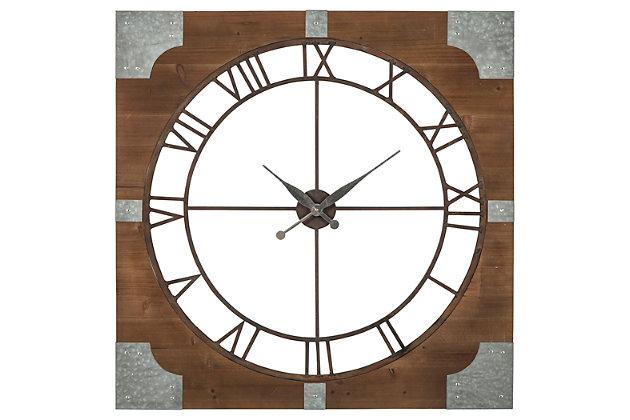 Palila Wall Clock, , large
