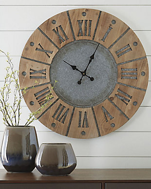 Payson Wall Clock, , rollover