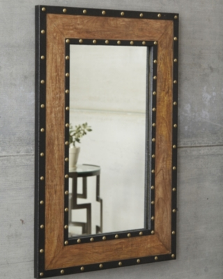 Ashley Dulcina Accent Mirror, Natural