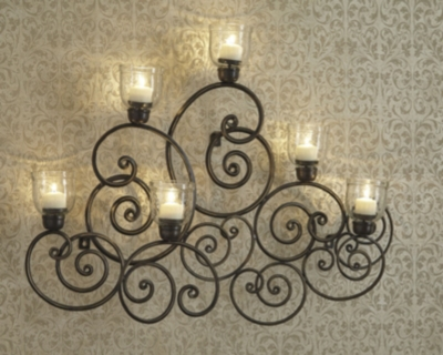 Ashley Wall Sconce Durin