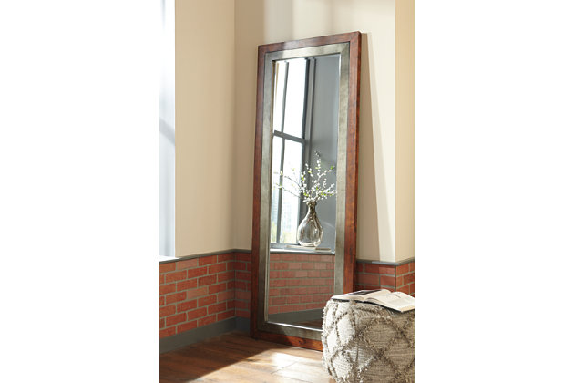 Niah Accent Mirror, , large