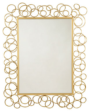 Dhaval Accent Mirror, , large