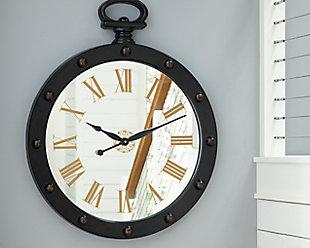 Juan Wall Clock, , rollover