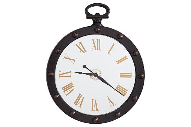 Juan Wall Clock, , large