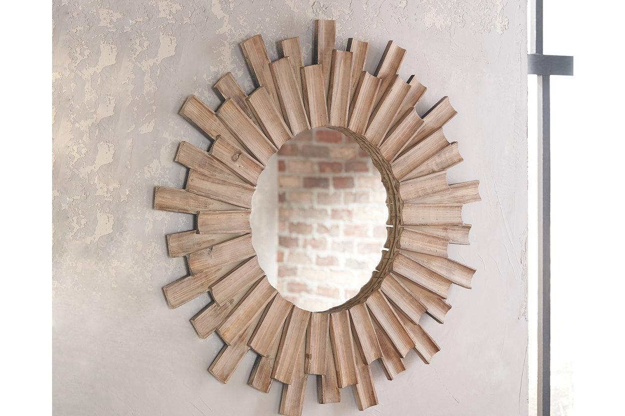 Donata Accent Mirror Ashley Furniture Homestore