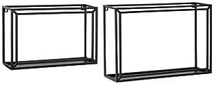 Ehren Wall Shelf (Set of 2), , large