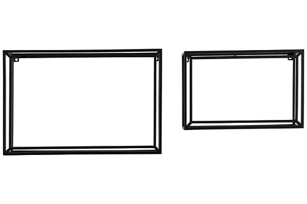 Ehren Wall Shelf (Set of 2), , large