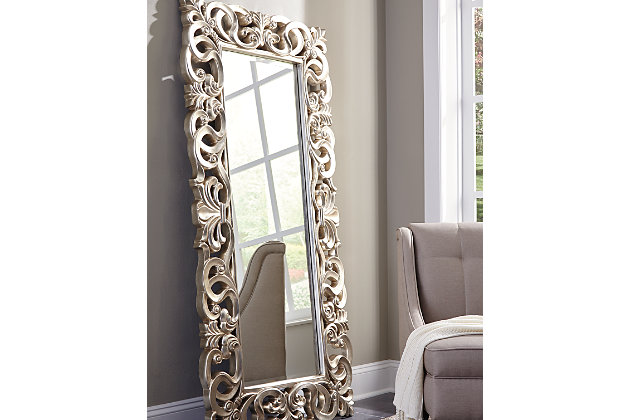 Lucia Floor Mirror, , large