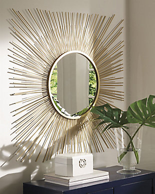 Elspeth Accent Mirror, , rollover