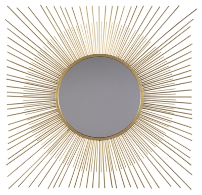 Elspeth Accent Mirror Ashley Furniture Homestore