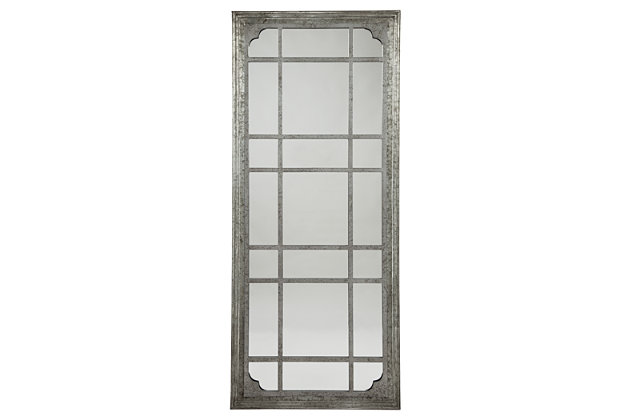 Remy Floor Mirror, , large