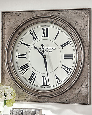 Pelham Wall Clock, , large