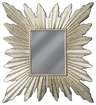 Antonia Accent Mirror, , large