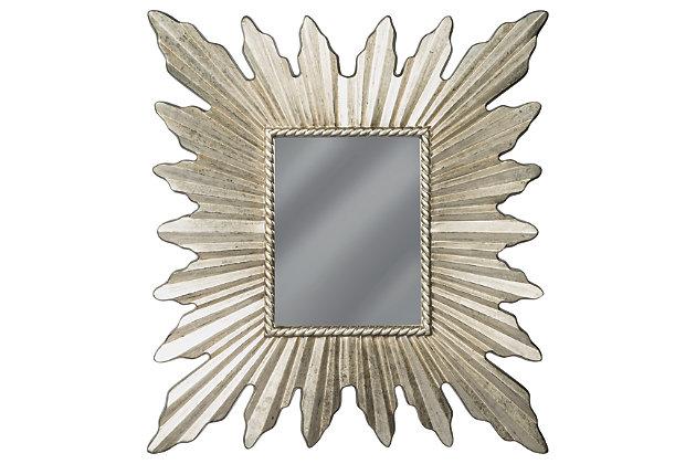 Antonia Accent Mirror, , large