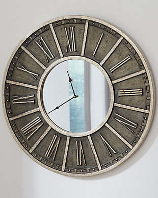 Peer Wall Clock, , rollover