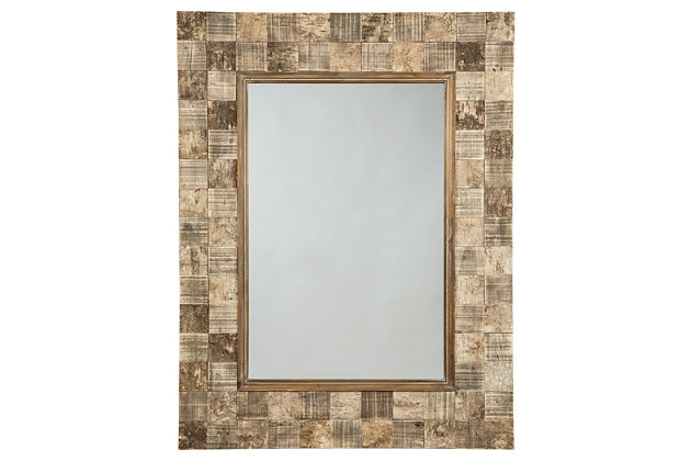 Ivanna Accent Mirror, , large