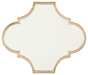 Callie Accent Mirror, , large