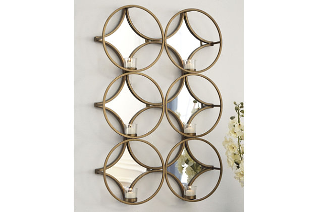 Emilia Wall Sconce, , large