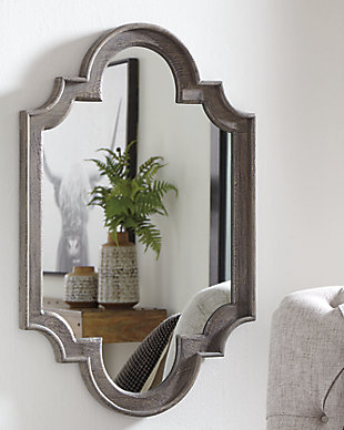 Williamette Accent Mirror, , rollover