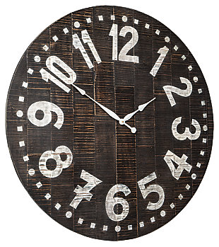 Brone Wall Clock, , large