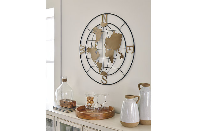 Brinly Wall Decor, , large