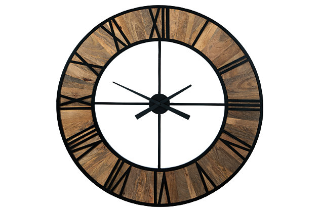 Byram Wall Clock, , large