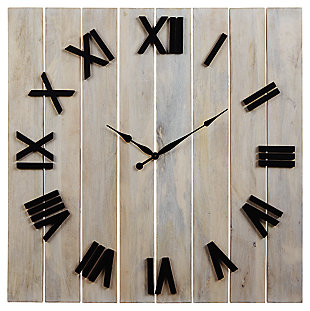 Bronson Wall Clock, , large