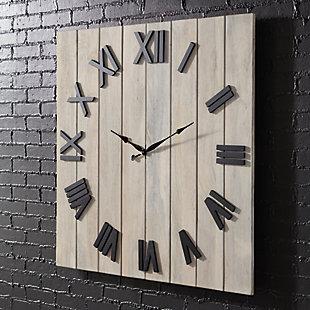 Bronson Wall Clock, , large