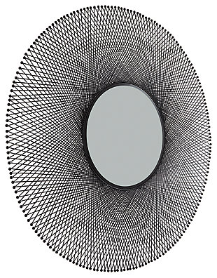 Ferriss Accent Mirror, , large