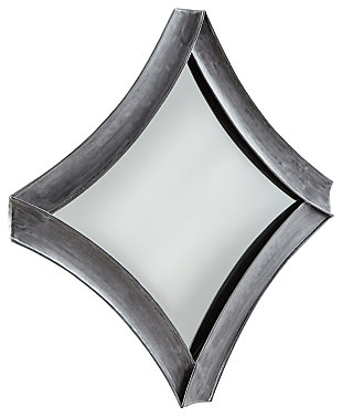 Posie Accent Mirror, , large