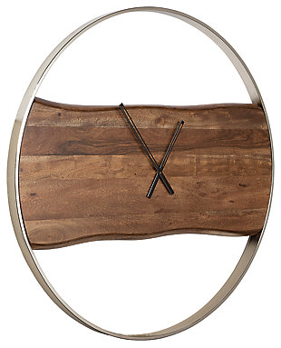 Panchali Wall Clock, , large